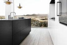 Cocinas / Cocina moderna minimalista
