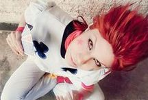 Hisoka~Cosplay / Hisoka the Magician <3