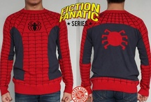 Products : Fiction Fanatic© Series / Fiction Fanatic© is a series of Cotton Club clothing article collections. A Theme-Based-Looks-Like casual wear, covers from your childhood amazing fantasy superheroes, legendary or iconic old-skool video game and comic book character.
