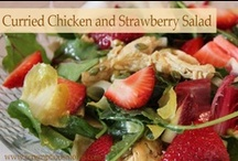 Favorite Recipes / I love healthy food that is simply delicious, easy to prepare and brimming with healthy nutrients!