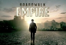 The Boardwalk Empire / You can't be half a gangster.