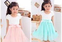 Çocuk Abiyeleri-Girl party dresses