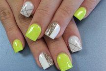 Nails / by ༺♥༻Nadiouchcka༺♥༻