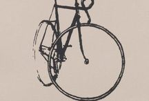 bicycle graphics / by Judy Fleming