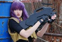 Oh my, what a cosplay!!