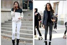 Ícone de estilo / Inspire-se no estilo das musas e componha seu próprio look. Toda quinta-feira no blog!