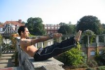 Rapping Yogi World Tour / Rapper Neil Patel spotted doing #yoga all over the World