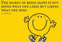 Pin a Smile to Your Face =) / We all want to be happy. Sometimes all it takes is a few words to turn that frown upside down.... #Smile #Positivity #Happiness #Quotes