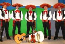 Mexican Themed Entertainment / Arriba! Authentic Mexican Entertainment including ballet, trick roping, floreo, charros, charreadas, singing, dancing, mariachi and much more! T: 0207 610 7120 E: bookings@krutalent.com