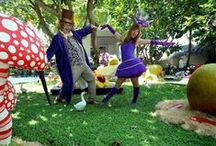 Charlie and the Chocolate Factory Themed Entertainment / Charlie and the Chocolate Factory is one of Roald Dahl's best-known children's books, so we have put together a whole host of themed entertainment that will make you feel like a child again! For more inspiration, please contact KruTalent on 0207 610 7120. E: bookings@krutalent.com
