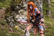Cosplay - Barbare - Diablo 3 - Max TRS / Shooting avec Max TRS Cosplay https://www.facebook.com/TRSCosplay