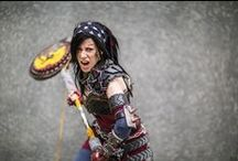 "Cosplay - Atomic Wonder Woman ""Relentless Reclaimer""- Infinite Crisis - Max TRS / Shooting avec Max TRS Cosplay https://www.facebook.com/TRSCosplay"