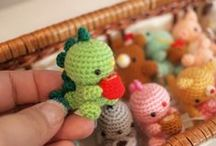 Amigurumi crochet toys:3 / Cute crochet toys, dolls, animals, things