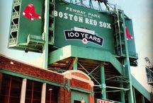 Bo Sox / Red Sox / by Kade Williams