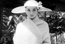 AUDREY HEPBURN / Elegance is the only beauty that never fades.  -Audrey Hepbrun-
