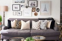 INTERIOR-HOME / The vibe you get is everything