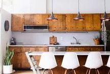 INTERIOR-KITCHEN / My kitchen is for dance.