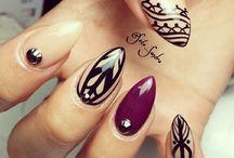 nails inspiration ◀◁◆◇●♡●◇◆▷▶