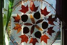 Autumn - art ideas for kids