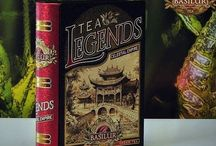 Basilur - Tea Book LEGENDS