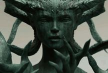 hela / I'm not a queen or a monster. I'm the Goddess of Death .