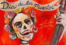 Dia de Los Muertos!!