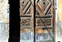 Doors, Foyers, Alcoves