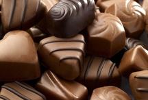 Çikolata / #çikolata #chocolate #roche #lokum #bademezmesi #badem #truf