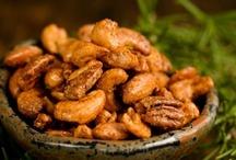 Nut Recipes / by Bates Nut Farm