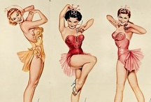 Pin-ups / by Merry Rymer