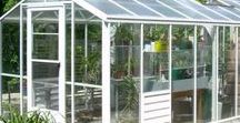 Greenhouses for Sale / Greenhouse Kits are Available In Many Different Shapes, Sizes and Glazing Options from AdvanceGreenhouses.com