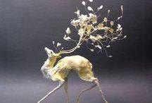 ART I 3D & sculpture / by Sandra Jennes