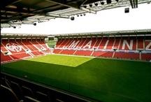 Coface Arena  / Besuch beim 1. FSV Mainz 05
