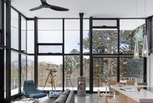 My dream interior / The ultimate combination between natural materials and modern and simple design