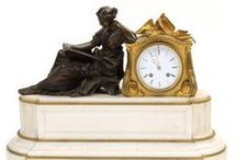 Furniture - Clocks / by Regency Quill
