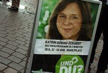Wahlprogramm in zwei Minuten / Katrin Göring-Eckardt in Wiesbaden