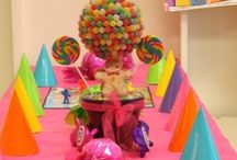 *Candy party*