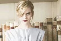 SEA Citizen salutes Emma Watson / We are truly inspired by fashion icon Emma Watson. Brains, Beauty and sheer Talent.  #HeforShe