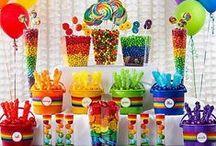 Candy Buffets!