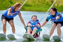 Sports and Outdoor Fun / Adaptive equipment and ideas for helping people who have disabilities be active!