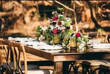 Beauty in Simplicity Wedding Inspiration Shoot / Simplistic wedding inspiration for the Southern bride featured on Ruffled Blog. Designed and Styled by Charlotte Wedding Planner The Graceful Host; Captured by Charlotte Wedding Photographer Crystal Stokes.