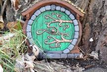 Fairy Doors Only / by DustyOldArmadillo