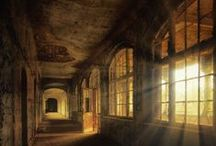 Windows to Eternity... / windows, forgotten, urbex, decay, abandoned