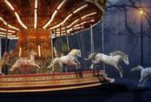 Once Amusing... / amusement parks, abandoned, forgotten, left behind, urbex