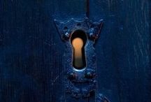 Doors to lock and open... / knobs handles locks decorations / by Pitsit sekaisin
