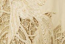 Lace, Miles of Lace... / lace