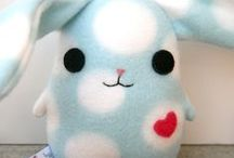 Kawaii Stuff / Cute, kawaii fun stuff. From fashion accessories to home decor and lots of other things.