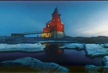 Lights in the Night... / Lighthouses / by Pitsit sekaisin