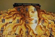 Street Art, Murals... / by Pitsit sekaisin