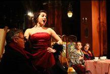 La Bohème di Giacomo Puccini / a few photos of La Bohème at st. Mark's Opera Florence